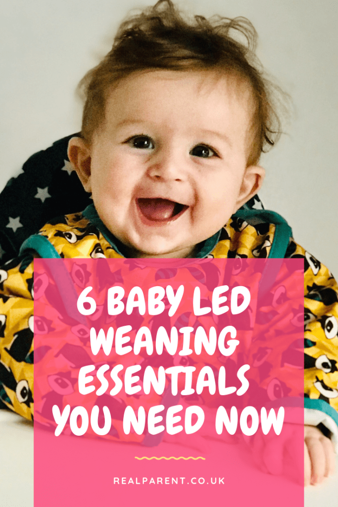 Baby Led Weaning Essentials You Need Right Now
