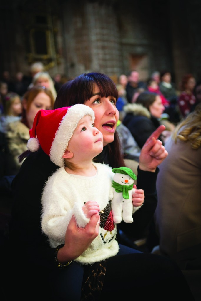 The Snowman Tour: Featured In The Guardian, The Sunday Times & The Telegraph Top Family Things To Do At Christmas
