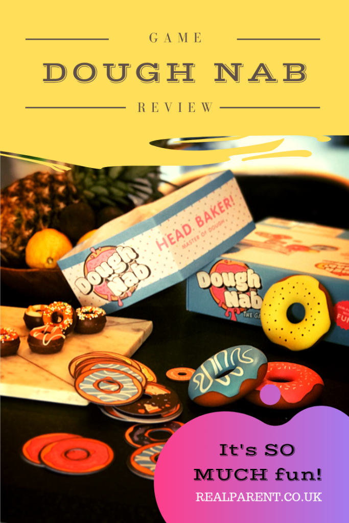 Dough Nab The Game - Our Honest Review
