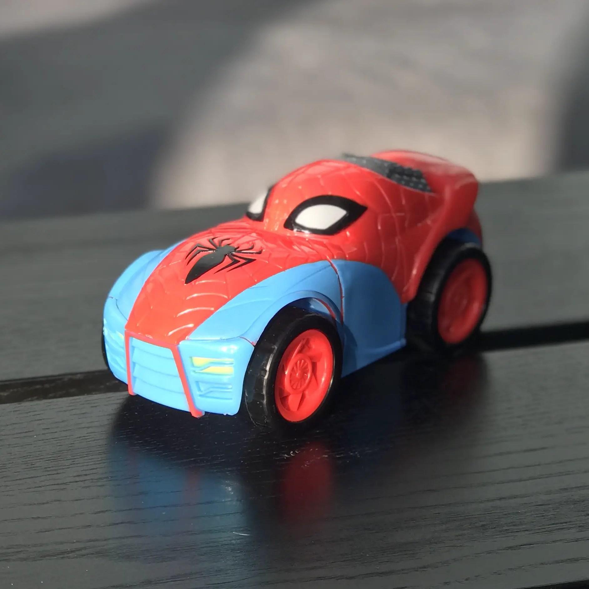 Herodrive Marvel MOD Squad Spiderman