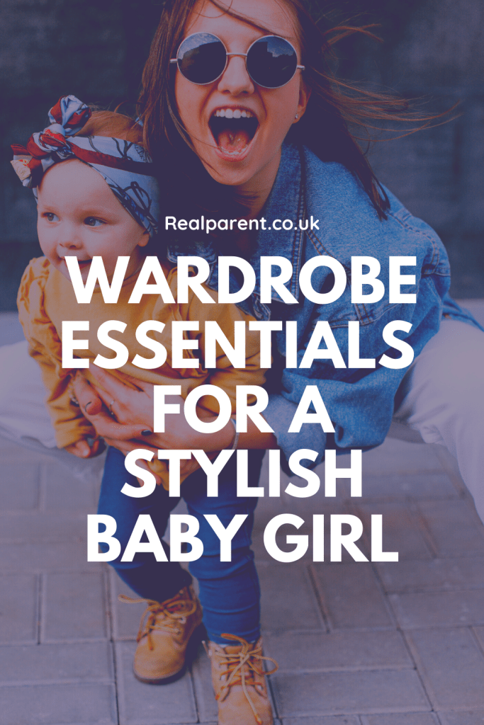 Essential Clothes For A Stylish Baby Girl
