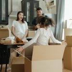 How To Make Moving To A Larger Family Home Stress Free
