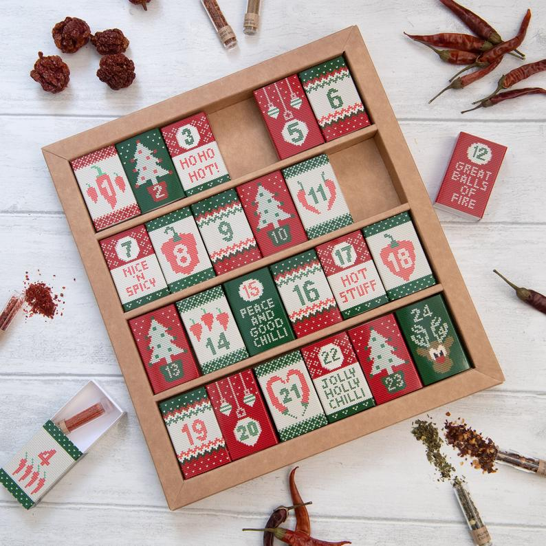 Chilli Advent Calendar
