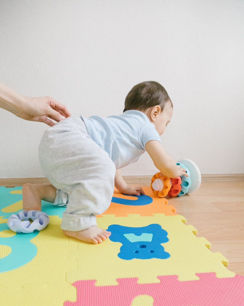 Why Vinyl flooring helps create a child-friendly home - No harmful odours