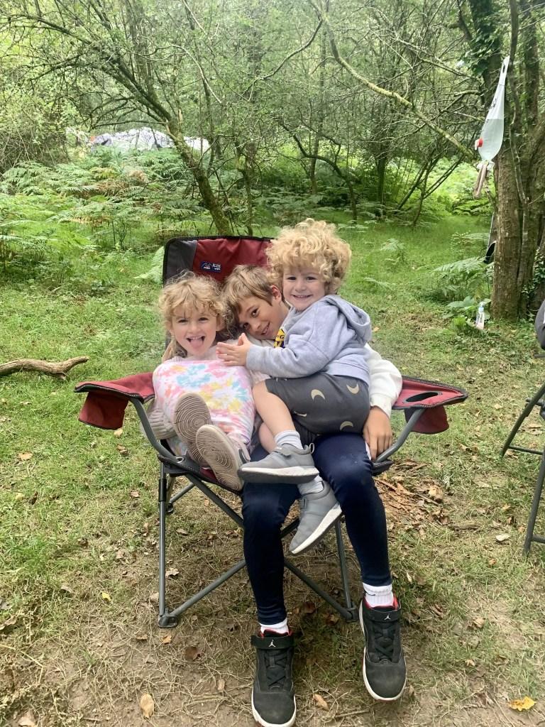 Furniture to take when camping