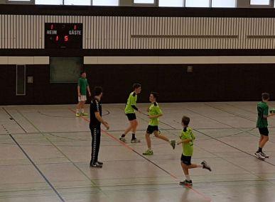 2016 2017 Handball Bezirksfinale Jungen 3 3