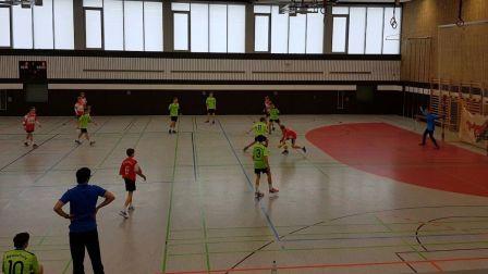 2016 2017 Handball Bezirksfinale Jungen 3 14