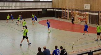 2016 2017 Handball Bezirksfinale Jungen 3 5