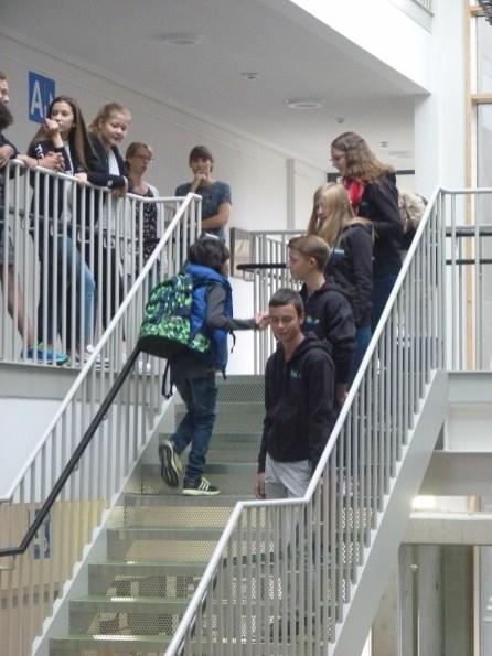 2017 2018 1. Schultag 13