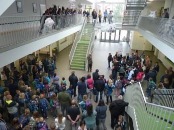 2017 2018 1. Schultag 8