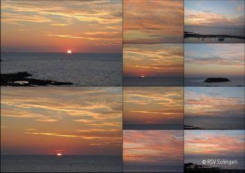 Paphos sunset 2