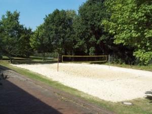 Volleyballfeld