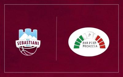 """La pizzeria """"PanPierFocaccia"""" partner della Real Sebastiani Rieti"""