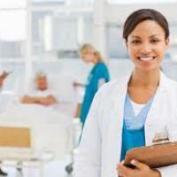 Home health care nurse