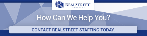 Contact RealStreet Staffing