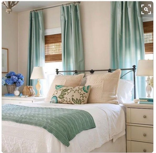 title | Mint Green Bedroom