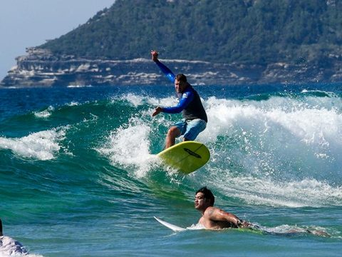 curl curl surfing