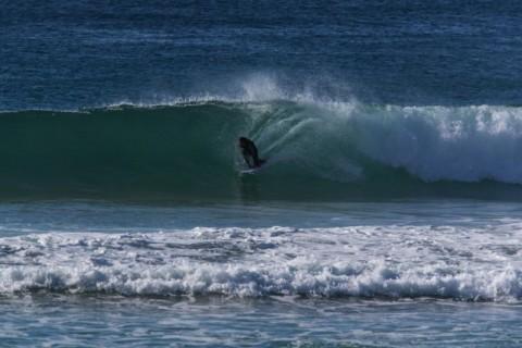 Queenscliff surfing