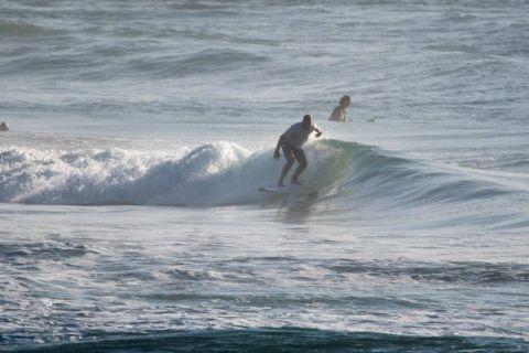 Queenscliff surfer