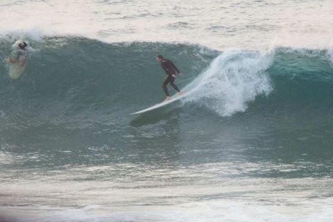 long reef surfer
