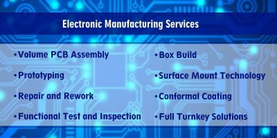 PCBA services