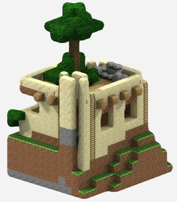 minecraft printable blocks # 70