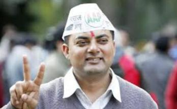 Aam Aadmi Party, MLA, Somdutt, Court, Violence, Guilty