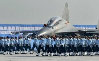 Indian Air Force, Temporary Restrictions, Airspace,