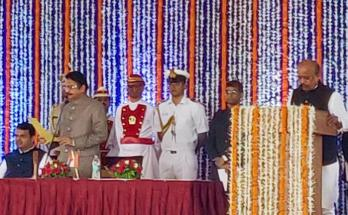 Maharashtra, Cabinet, Eight cabinets, Five Ministers included,