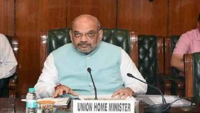 About Kashmir, home Minister, Amit Shah, High level, Meeting,
