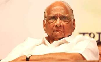 Case of money laundering, filed, against, NCP chief, Sharad Pawar,