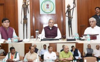 Chief Minister, Bhupesh Baghel, State, Cabinet meeting, Today,