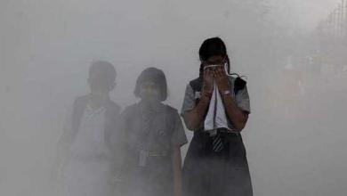 Pollution, Delhi, All schools, Closed until 5 November,