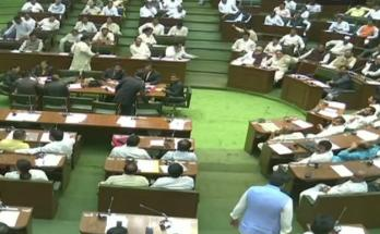 Maharashtra, Assembly's first session begins, Oath administered to legislators,