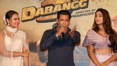 Actor, Salman Khan, Movie Dabangg 3, Release date, 20 December, Movie Dabangg 3 Release date,