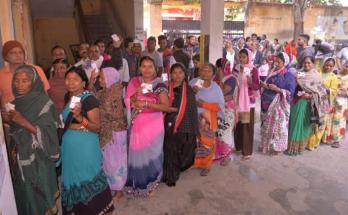 Urban body elections, Municipal Corporation Raipur, 58.34 percent voting,