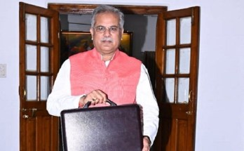 Chief Minister, Bhupesh Baghel, Assembly, Second budget, Present,