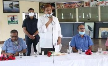Forest Minister, Mohammad akbar, Wildlife diseases and anesthesia, Training program,