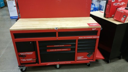 Milwaukee 60 Quot Mobile Work Bench Real Tool Reviews