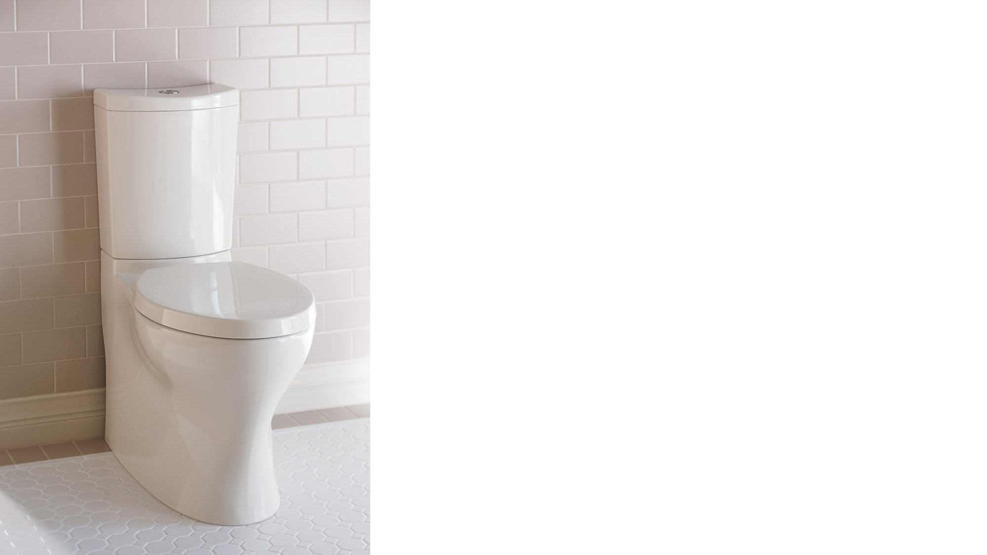 Persuade Curv Comfort Height low-flow toilet