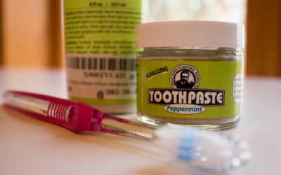Friday Favorites Uncle Harry's Toothpaste