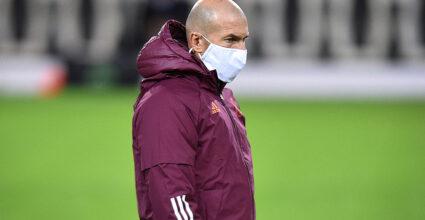 2020 11 24 zidane training maske