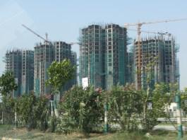 Under-construction property in Noida