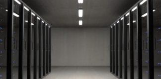 File pic of data center