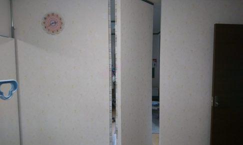 回転ドア、からくりドア、福岡、リフォーム