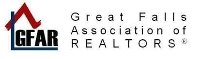 GREAT FALLS ASSOCIATION OF REALTORS® (GFAR) Logo