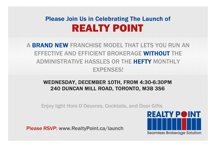 Realty Point Launch