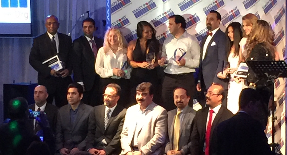 Realty Point Real Estate Sales Award Winners 2015