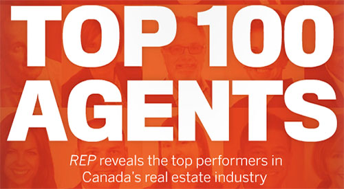 Vijit Witane Among Top 100 Realtors® In Canada – Realty Point