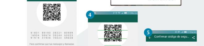 5 pasos para confirmar la Seguridad en WhatsApp